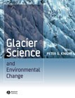 Glacier sci book cover